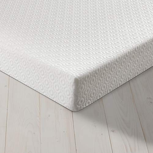 Silentnight Easy Living Comfort Rolled Foam Mattress | Medium Soft | Single, White