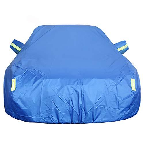 OOFAYZYJ Autoabdeckung Geeignet für Vauxhall SUV Staubdicht/Wasserdicht/Kratzfest/Winddicht/UV-Schutz Vollständige Autoabdeckung,Zafira