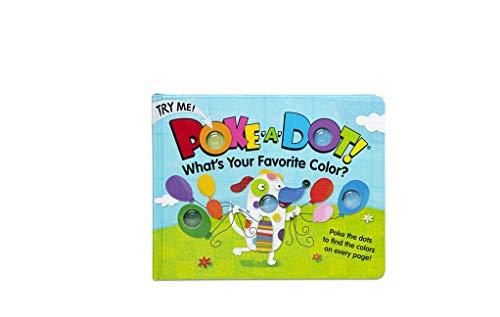 Poke-A-Dot: Favorite Color