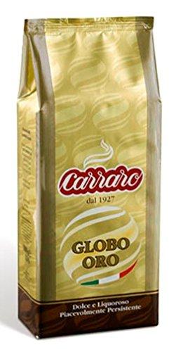 Carraro Globo ORO 1kg Bohne - roasted in italy