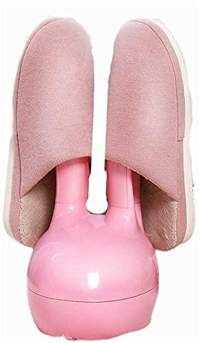 BGSFF Secador de Zapatos eléctrico portátil Secador de Zapatos y Botas portátil Secador Lindo Secador de Zapatos, Estante Ajustable portátil y sincronización, Secado rápido para Zapatos,