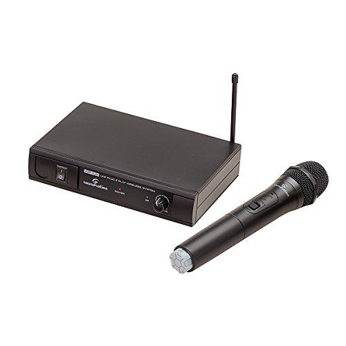 RADIOMICROFONO UHF SOUNDSATION WF-U11HB TX A MANO 863.55 MHz