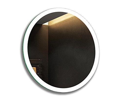 Espejo de Baño con LED Iluminación - Fabricado a Medida - Frío / Cálido Blanco A++ L76