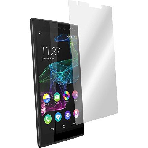 PhoneNatic 4er-Pack Bildschirmschutzfolien matt kompatibel mit Wiko Ridge Fab 4G