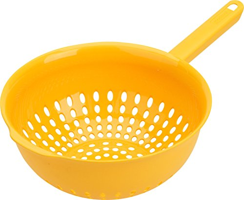 Good Cook 3-Quart Plastic Colander with Handle