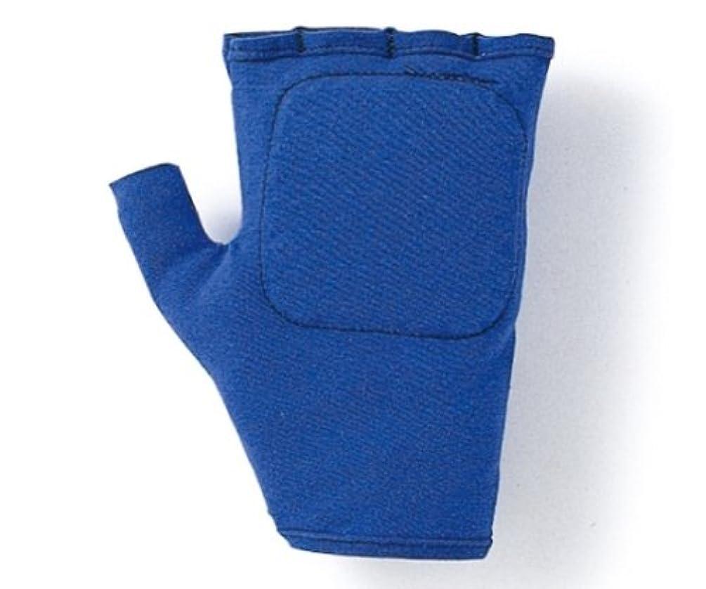 代数真実うまくいけば山本光学 インパクト手袋 パッド付 LM 61-0180-93/AV-501