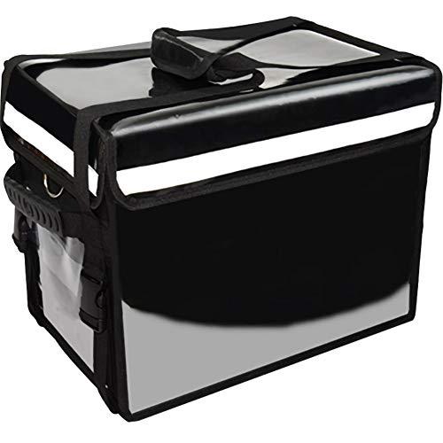 Umoraデリバリー 宅配 バッグ お弁当 配達用 リュックサック ピザポーチ 防水 ケータリング 保温・保冷 お寿司 インサートできる ロック可能(30L)