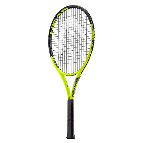 Head Challenge Lite, Racchette da Tennis Unisex Adulto, Yellow, 30