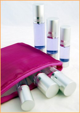 Pitotubes 5pc. Travel Kit by BottleWise (Hot Pink)