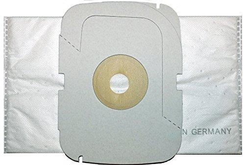 SAUGAUF 20 bolsas de aspiradora de microfieltro para Electrolux Intelligence, Lux Intelligence, AP11, 111000150, Lux S 115