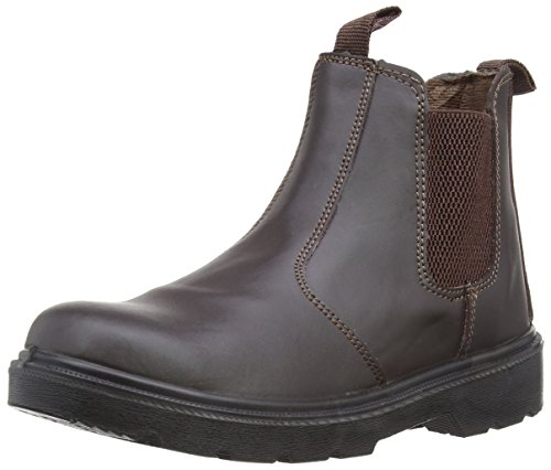 Blackrock Sf12C Calzature Di Sicurezza, Unisex, Marrone (brown), 42