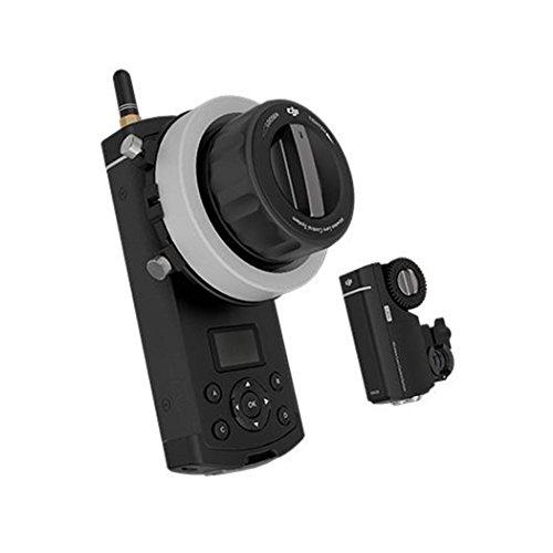 DJI Focus - Sistema di monitoraggio della messa a fuoco wireless OLED, Bluetooth, USB, portata 100 m, compatibile con Ronin-M e Ronin-MX, colore: Nero