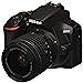 Nikon D3500 W/AF-P DX NIKKOR 18-55mm f/3.5-5.6G VR Black (Renewed)