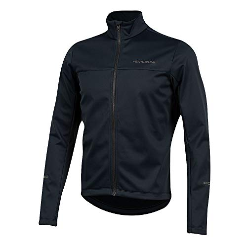 PEARL IZUMI Men's Quest AmFIB Cycling Jacket, Black, Medium