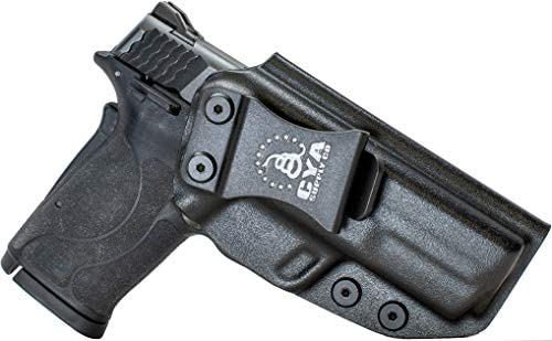 CYA Supply Co Fits S W M P 9 Shield EZ Inside Waistband Holster Concealed Carry IWB Veteran product image