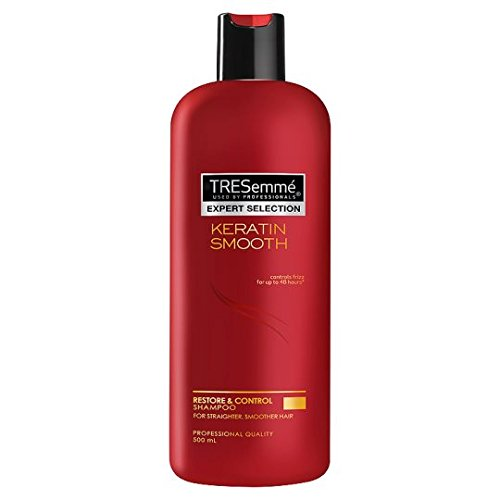 Tresemme Keratin Smooth With Marula Oil Shampoo - 500ml