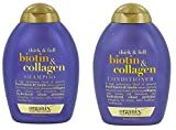 OGX Organix Thick and Full Biotin and Collagen, Duo Set Shampoo and Conditioner