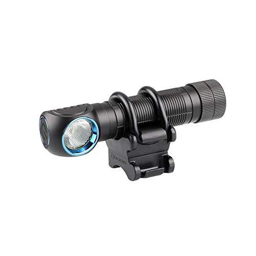 Olight FB-1 Universal Fahrradhalterung für Taschenlampe mit max. Durchmesser. von 10 mm bis 35 mm, Ideal für das Radfahren, verstellbare, Flexible, elastische Halterung - 4