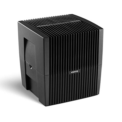 Venta LW25 Airwasher 2-in-1 Humidifier and Air Purifier in Black