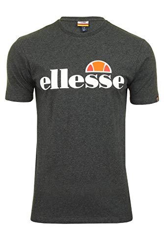 ellesse Prado Herren-T-Shirt XXL Dunkelgrau