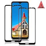 ALWXCP[2 stück] Panzerglas für Nokia 7.2/Nokia 6.2,Bildschirmschutzfolie für Nokia 7.2/Nokia 6.2 Vollständige Abdeckung/9H Festigkeit/Anti-Kratzer/Hüllenfre&lich,Panzerglas Schutzfolie für Nokia 7.2