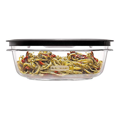 Rubbermaid Premier Meal Prep Food Storage Containers