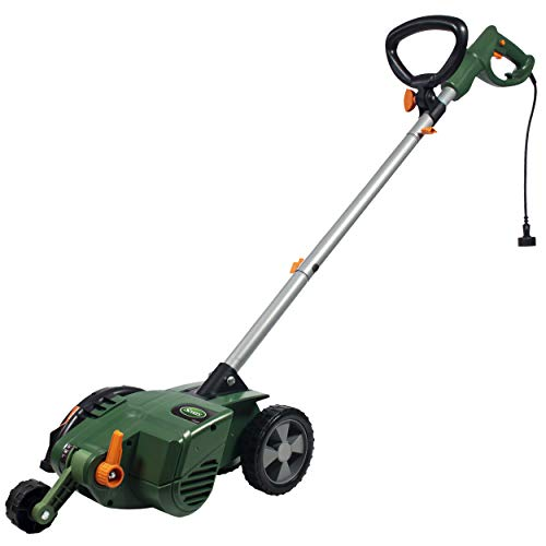 Why Choose Scotts Outdoor Power Tools ED70012S 11-Amp 3-Position Corded Electric Lawn Edger, Green