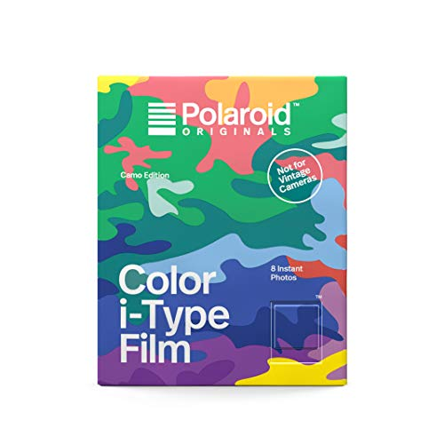 Polaroid Originals - i-Type couleur - Camo Edition