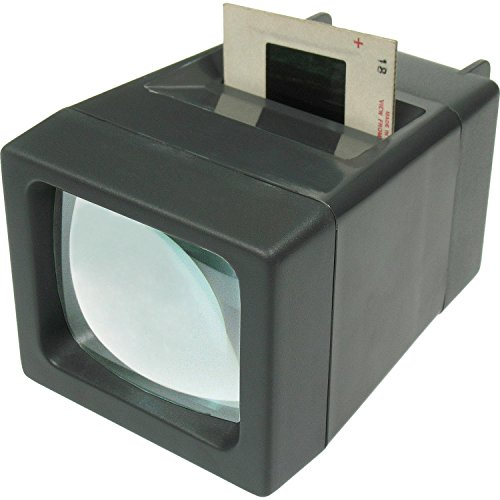 Why Choose Zuma SV-2 LED Lighted 35mm Film Slide Viewer