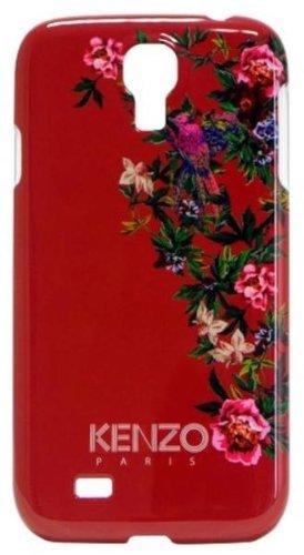 Kenzo beschermhoes Exotic rood voor Samsung Galaxy S4 GT-i9500