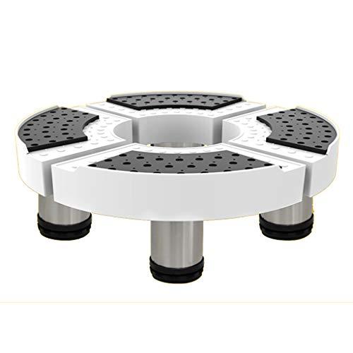 Dongyd Ronde Apparaat Basis Intrekbare Wasmachine Basisbeugel, Handling Kleine Aanhangwagen Beugel Voor Droger Wasmachine En Koelkast