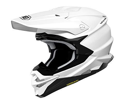Shoei Casco vfx-wr Bianco - bianco, Weiß