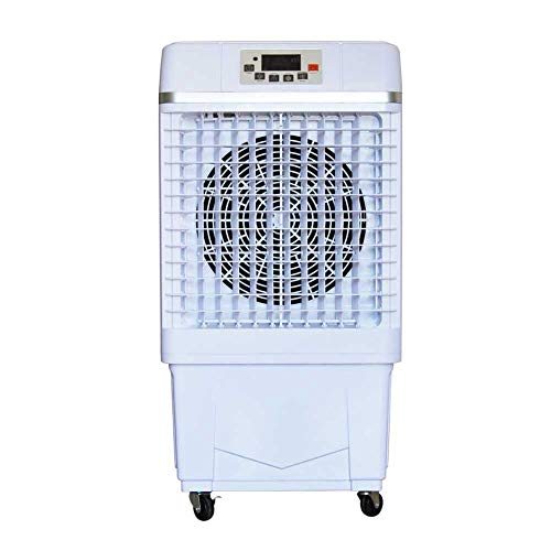 Lapden Portable Air Conditioner Cooler for Room - Evaporative Cooler & Humidifier - Cooling Fan with 3 Speeds, 26 L Ice Water Tank - Cools Room up to 100 Square Feet