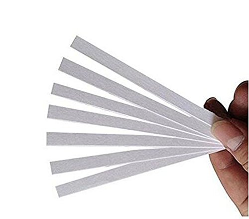echo-ove Duft-teststreifen für die aromatherapie 100 stück für parfüms ätherische Öle aus papier