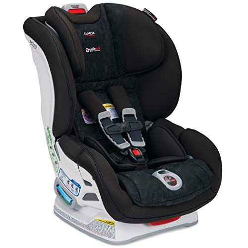 Britax Boulevard ClickTight Convertible Car Seat - 2 Layer Impact Protection - Rear & Forward Facing - 5 to 65 Pounds, Circa