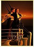 LAIDAO Canvas Poster Leonardo Dicaprio Classic Movie