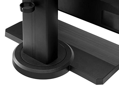 Viewsonic XG2405 60,5 cm (24 Zoll) Gaming Monitor (Full-HD, IPS-Panel, 1 ms, 144 Hz, FreeSync, geringer Input Lag, höhenverstellbar) Schwarz - 12