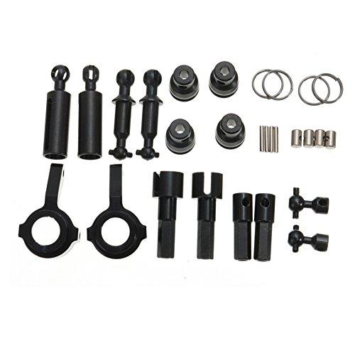 ACHICOO Modellautoteile, B14 B24 B16 C24 C14 Upgrade Vollmetall-Ersatzteilschaltgetriebe/Motor/Auto Leinwand Ersatzteilzubehör B14 / B16 Desert Camo