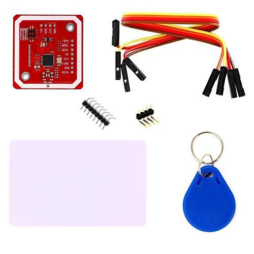 MeterMall Nützlich für PN532 NFC RFID-Lese- / Schreibgerät-Controller, für Arduino PN532, Rot