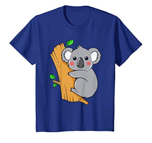 Kids Cute Koala Bear T Shirt for Children | Kids Koala Bear Shirt
