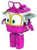 Robot Trains – Figura transformable – Se transforma en Tren o en Robot – Modelo Aleatorio Duck/Selly – 12 cm – Juguete Maternal