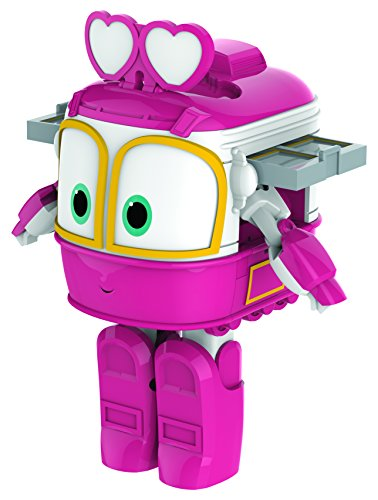 Robot Trains – Figura transformable – Se transforma en T