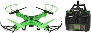 World Tech Toys Striker-X Glow-In-The-Dark 2.4Ghz 4.5Ch RC HD Camera Drone