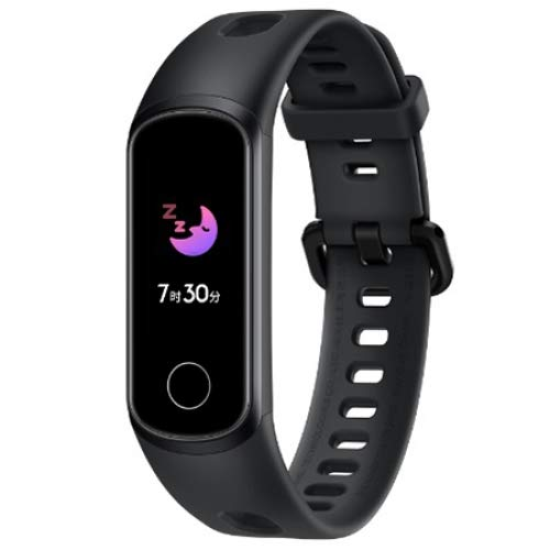 HUAWEI Honor Band 5i 0.96 inch Smart Bluetooth Bracelet SpO2 Blood Oxygen Detection 24-Hour Heart Rate Monitoring Huawei TruSleep 3.5 All-in-One Activity Tracker 5ATM Waterproof (Black)