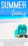 Summer Loving: A collection of short summer F/F stories (English Edition)