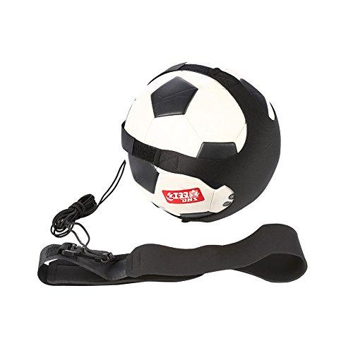 Tbest Fußball Trainer Football Kick Trainer Soccer Trainer Gürtel, Fußball-Trainingsgürtel Fußball Training Adjustable Waist Belt für Kinder Anfängers
