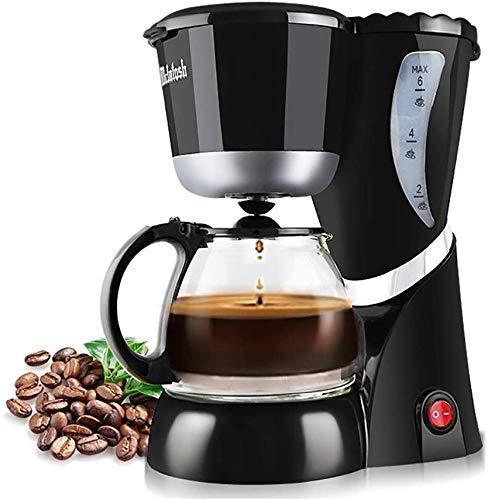 Allamp Totalmente automática máquina de café Americano Goteo Cafetera - Anti-seco Adecuado for Oficina y el hogar Enviar Molinillo de café