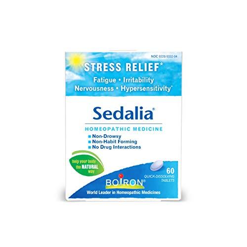 Boiron Sedalia Stress - 60 Tablets , Boiron , Homeopathic Remedies,...