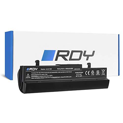 RDY Batería AL32-1005 para ASUS EEE PC 1001 1001HA 1001PX 1001PXD | 1005 1005H 1005HA 1005P 1005PXD