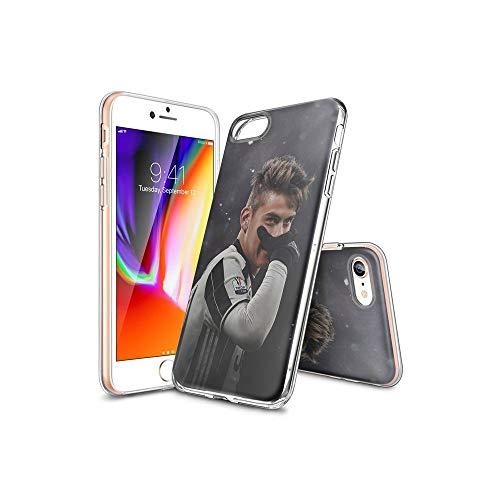 TsFKxEU Compatible con iPhone 7 Funda y iPhone 8 Funda diseño de Dibujos Animados, Suave de TPU Protector Delgado a Prueba de Golpes para iPhone 7 / iPhone 8 FKX#C002